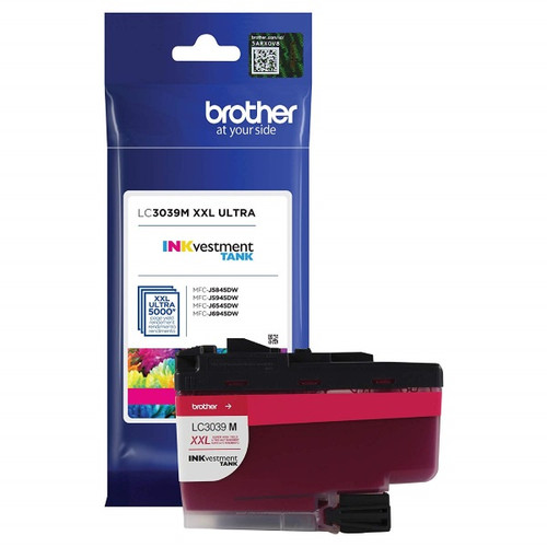 Original Brother LC3039M Ultra High Yield Magenta Ink Cartridge