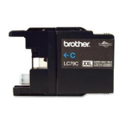 Original Brother LC79C ink cartridge Cyan