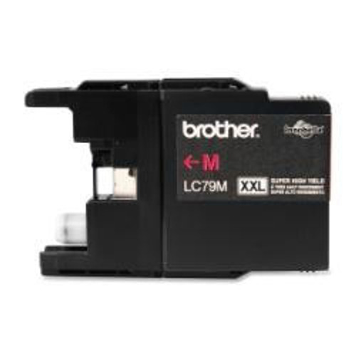 Original Brother LC79M XXL ink cartridge Magenta