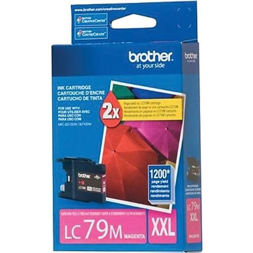 Original Brother LC79M XXL ink cartridge Magenta