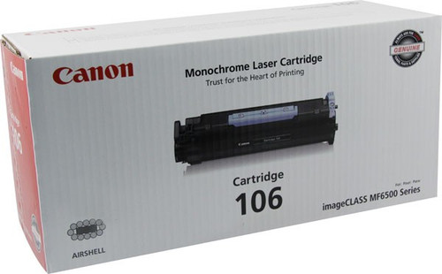 Original Canon 0264B001 0264B001AA Black Toner Cartridge