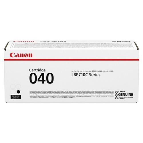 0460C001   Canon 040   Original Canon Laser Toner Cartridge - Black