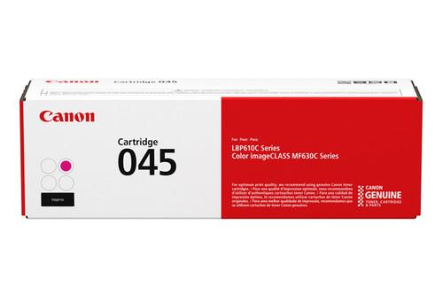 1240C001AA | Canon 045 | Original Canon Laser Toner Cartridge - Magenta