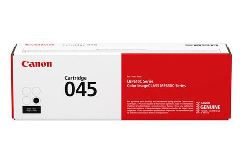 1242C001AA   Canon 045   Original Canon Laser Cartridge Toner - Black