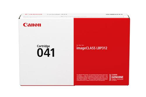 0452C001AA   Canon 041   Original Canon Laser Toner Cartridge - Black
