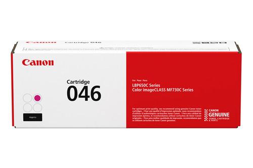1248C001AA   Canon 046   Original Canon Laser Toner Cartridge - Magenta