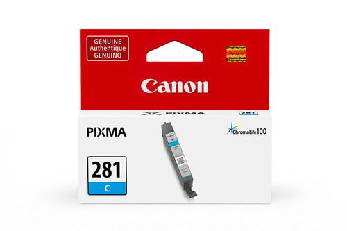 2088C001 | Canon CLI-281 | Original Canon Ink Cartridge - Cyan