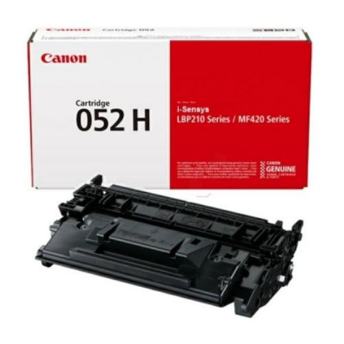 2200C001AA | Canon 052 | Original Canon Toner Cartridge - Black