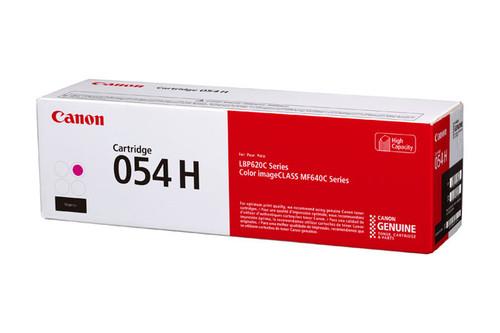 3022C001 | Canon 054 | Original Canon Laser Toner Cartridge - Magenta