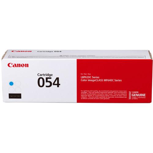 3023C001 | Canon 054 | Original Canon Toner Cartridge - Cyan