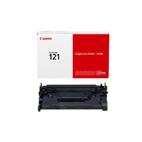 3252C001   Canon 121   Original Canon Toner Cartridge - Black