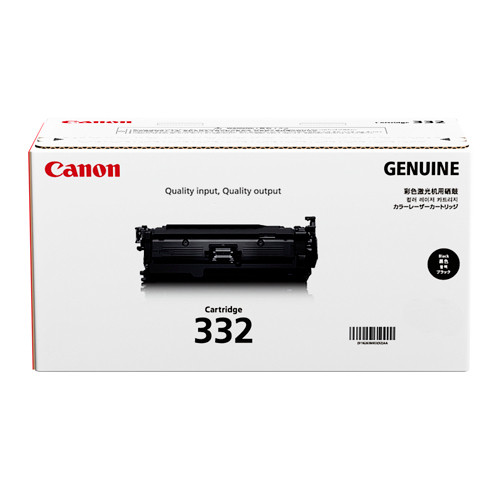 6262B012 | Canon 332 | Original Canon Laser Toner Cartridge - Cyan