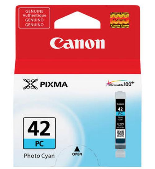 6388B002   Original Canon Ink Cartridge - Cyan