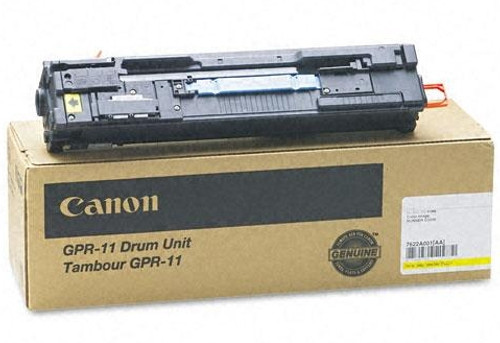 7622A001 | Canon GPR-11 | Original Canon Drum Unit - Yellow