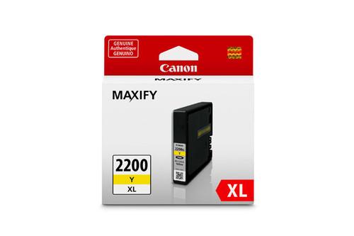 9270B001 | Canon PGI-2200 | Original Canon High-Yield Ink Cartridge – Yellow