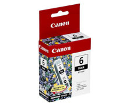 4705A003 | Canon BCI-6 | Original Canon Ink Cartridge - Black