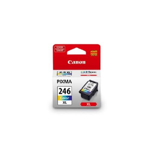 8280B001   Canon CL-246XL   Original Canon High Yield Ink Cartridge - Tricolor