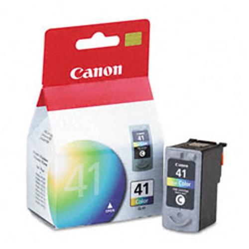 0617B002   Canon CL-41   Original Canon Color Color Ink Cartridge - Tricolor
