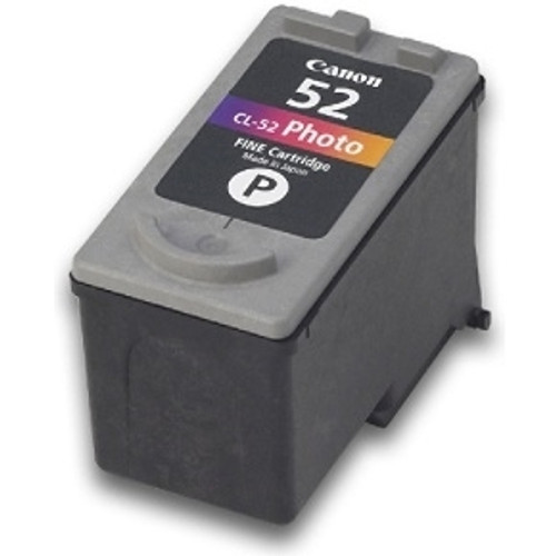 0619B002 | Canon CL-52 | Original Canon Ink Cartridge - Tricolor