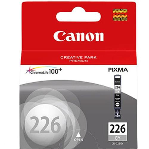 4550B001   Canon CLI-226   Original Canon Ink Cartridge - Gray