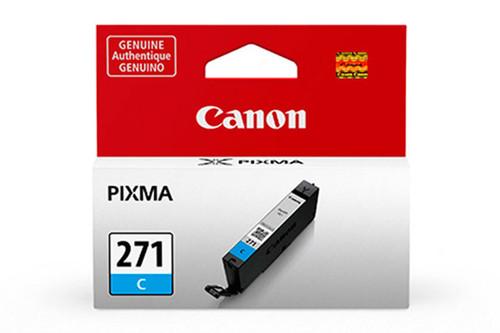 0391C001 | Canon CLI-271 | Original Canon Ink Cartridge - Cyan