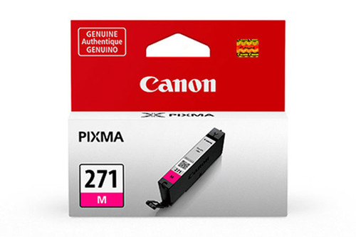 0392C001 | Canon CLI-271 | Original Canon Ink Cartridge - Magenta