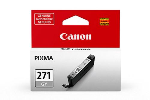 0394C001   Canon CLI-271   Original Canon Ink Cartridge - Gray