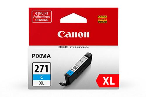 0337C001 | Canon CLI-271XL | Original Canon Ink Cartridge - Cyan