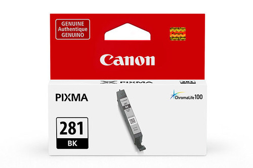 2091C001 | Canon CLI-281 | Original Canon Ink Cartridge - Black