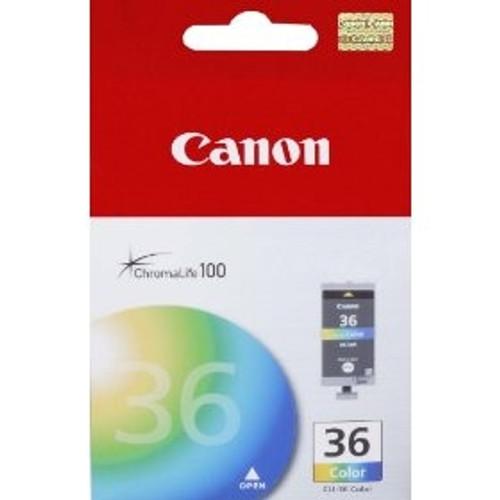 Original Canon 1511B002 CLI-36 Colored Ink Cartridge