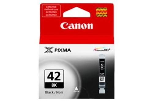 6384B002   Canon CLI-42   Original Canon Ink Cartridge - Black