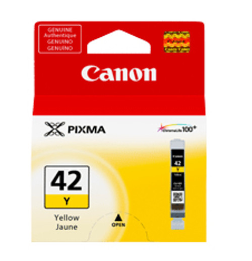 6387B002 | Original Canon Ink Cartridge - Yellow