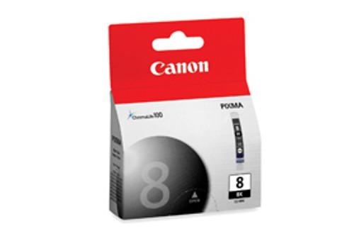 0620B002   Canon CLI-8   Original Canon Ink Cartridge - Black