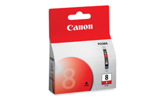 0626B002 | Canon CLI-8 | Original Canon Ink Cartridge - Red