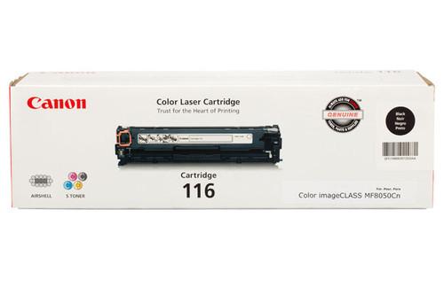 1980B001   Canon 116   Original Canon Toner Cartridge - Black