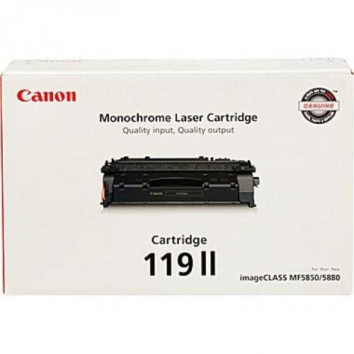 3480B001 | Canon 119 II | Original Canon  Laser Toner Cartridge - Black