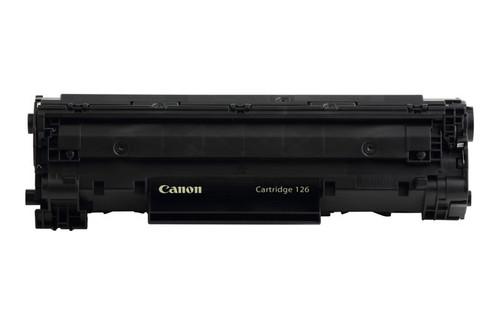 3483B001 | Canon 126 | Original Canon Toner Cartridge - Black