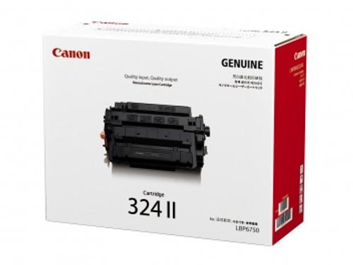 Original Canon 3482B003 Cartridge 324 II Laser cartridge Black