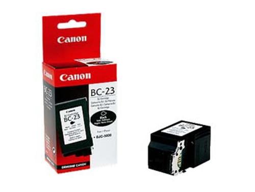 0897A003 | Canon BC-23 | Original Canon Ink Cartridge - Black