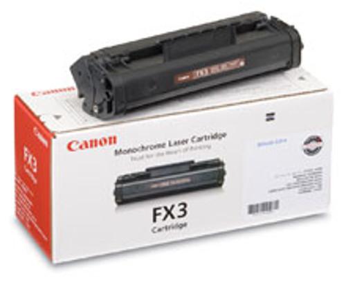 1557A002BA | Canon FX-3 | Original Canon Toner Cartridge - Black