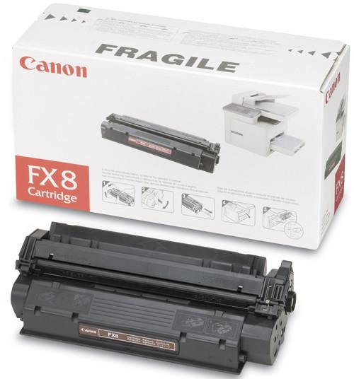 8955A001 | Canon FX-8 | Original Canon Toner Cartridge – Black