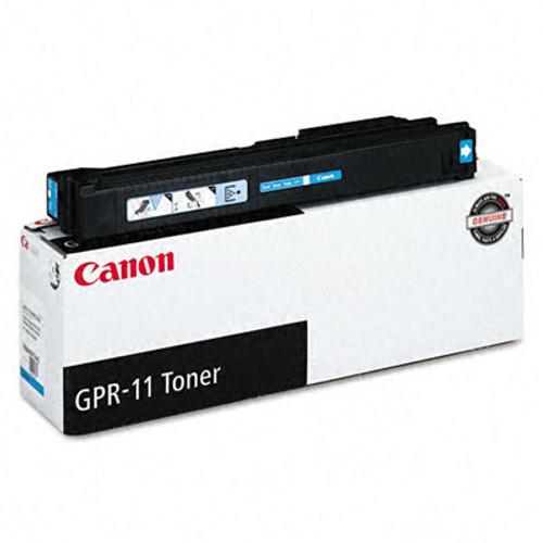 7628A001 | Canon GPR-11 | Original Canon Toner Cartridge - Cyan