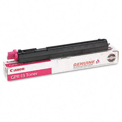 8642A003   Canon GPR-13   Original Canon Toner Cartridge - Magenta