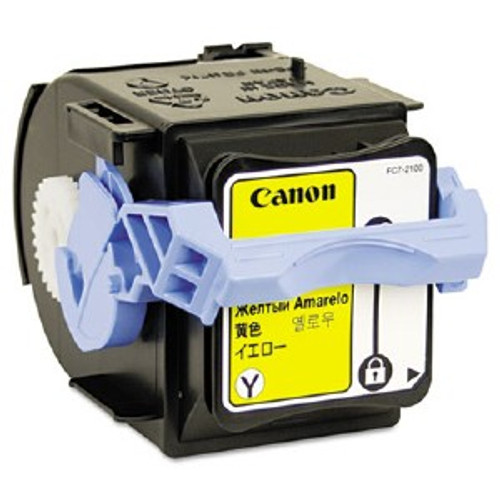 9642A008 | Canon GPR-27 | Original Canon Toner Cartridge – Yellow