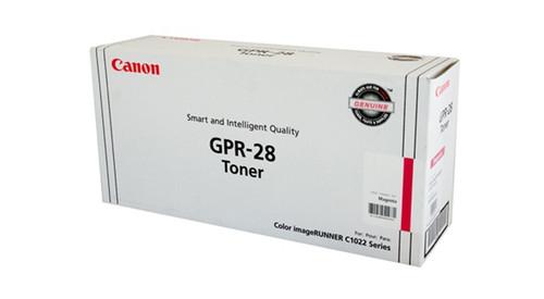 1658B004 | Canon GPR-28 | Original Canon Laser Toner Cartridge-  Magenta