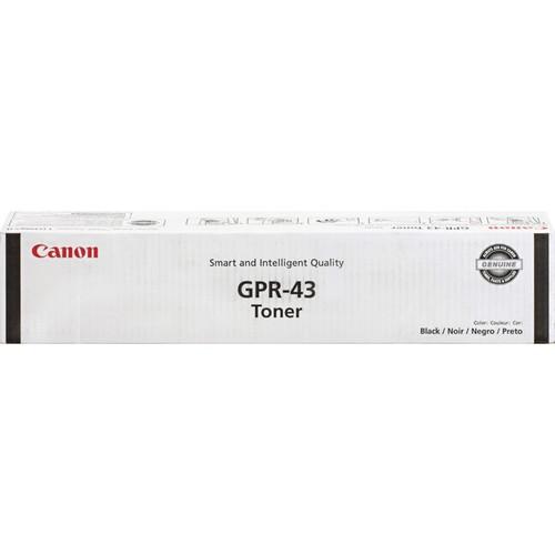 479B003AA   Canon GPR-43   Original Canon Toner Cartridge – Black