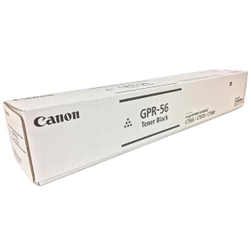 0998C003 | Canon GPR-56 | Original Canon Toner Cartridge - Black