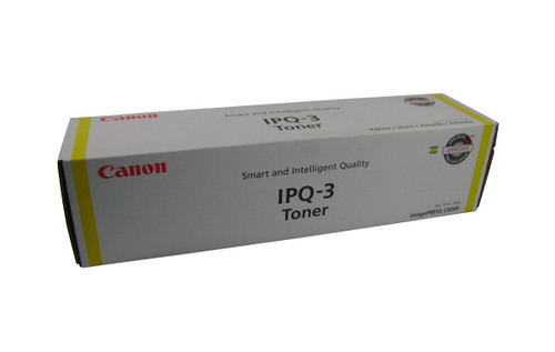 2551B003AA | Canon IPQ-3 | Original Canon Toner Cartridge - Yellow