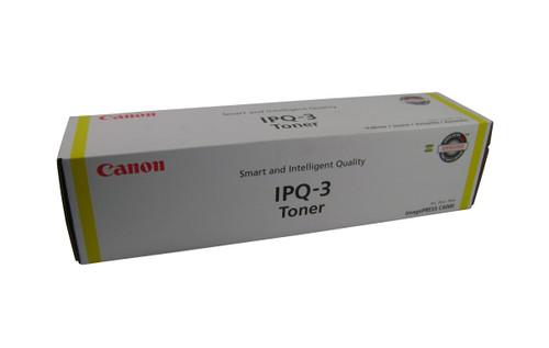 2551B003AA   Canon IPQ-3   Original Canon Toner Cartridge - Yellow