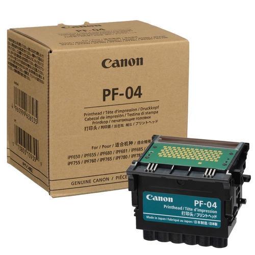 3630B003 | Canon PF-04 | Original Canon Print Head